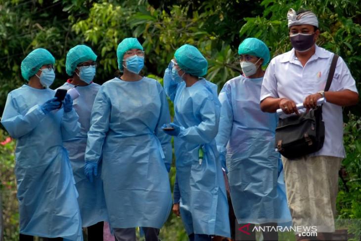 10.991 nakes di Denpasar terima vaksin ketiga mulai 2 Agustus