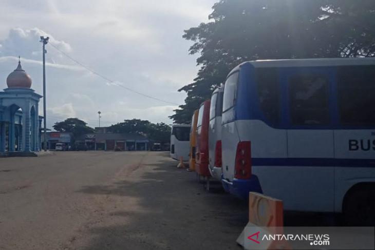 Angkutan umum di Lhokseumawe terancam bangkrut, penumpang sepi