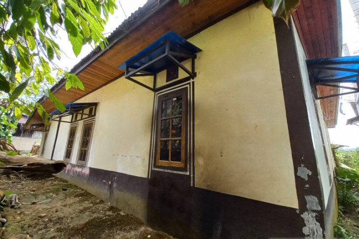 Sebuah rumah warga di Agam dibakar orang tak dikenal