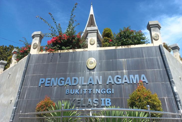 Pengadilan Agama Bukittinggi catat 471 kasus perceraian