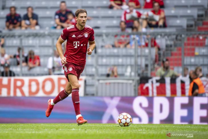 Pelatih Bayern Muenchen yakin  Goretzka bakal teken kontrak baru