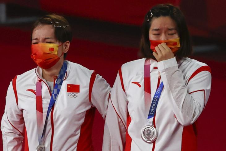 China dominasi medali bulu tangkis Olimpiade