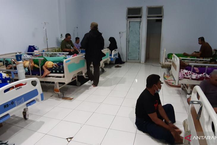 Dua rumah sakit rujukan COVID-19 di Gorontalo penuh
