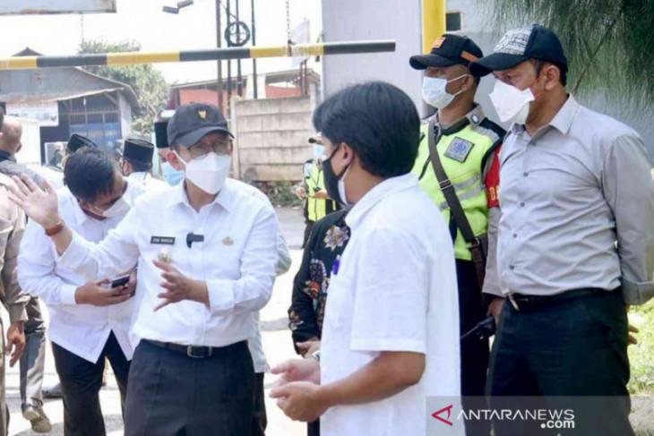 Pemkab Bekasi-Delta Silicon 8 sepakat buka akses Jalan Cikarang-Cibarusah