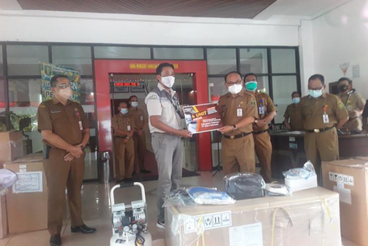 PT Adaro serahkan Emergency Ventilator ke Pemkab Tabalong