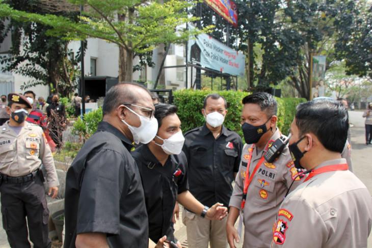 Jakarta Garden City bersama Alumni Akpol 91 bagikan sembako