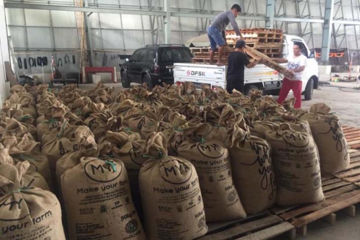 Ekspor kopi ke Kanada tertunda karena biaya kapal mahal
