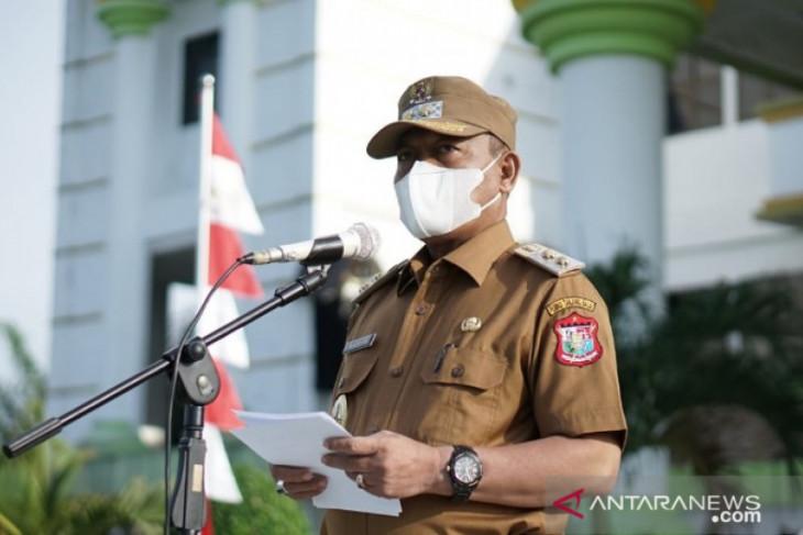 Plt Wali Kota Tanjungbalai sampaikan lima pesan kepada ASN