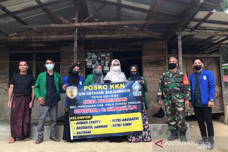 Sebanyak 1.215 mahasiswa UIN Antasari Banjarmasin KKN di wilayah pedalaman Meratus