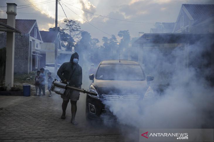 Kasus DBD di Jawa Barat tertinggi di Indonesia