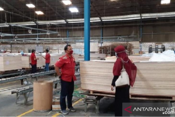 Warsi dan KPHP lakukan pemantauan peredaran legalitas kayu secara online