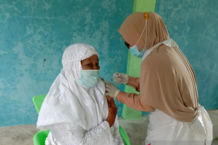 Sebanyak 15.922 warga Mukomuko terima vaksinasi COVID-19
