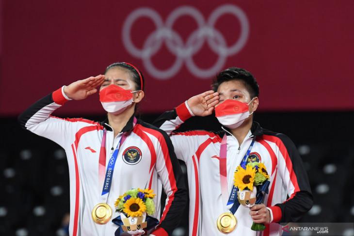 BWF: pemenang Olimpiade lolos ke WTF Bali (1-5 Desember)