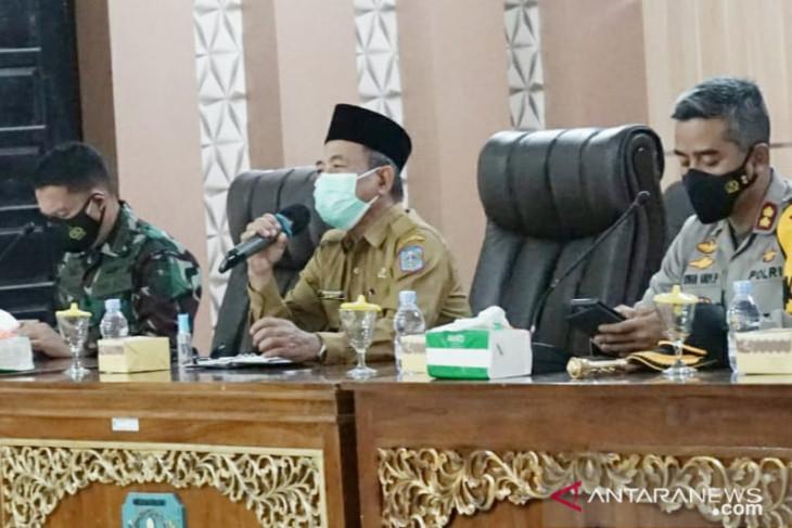 Kabupaten Merangin genjot vaksinasi COVID-19 hingga ke desa-desa