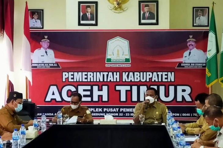COVID-19 di Aceh Timur meningkat, Bupati instruksi OPD kerja ekstra