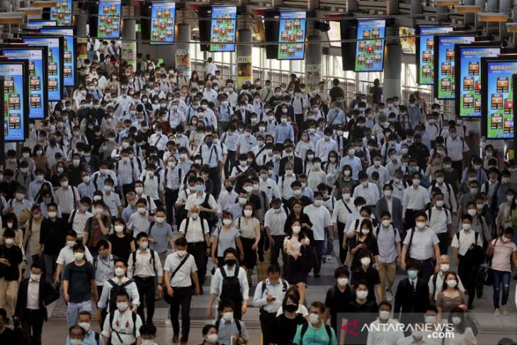 Menkes: kasus COVID-19 Jepang sudah masuki 'fase baru'