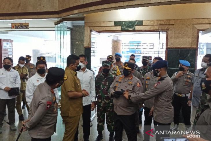 Wakapolri tinjau eks Hotel Soechi Medan tempat isolasi terpusat COVID-19