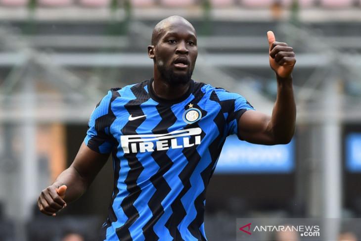 Inter tolak tawaran fantastis dari Chelsea untuk Lukaku