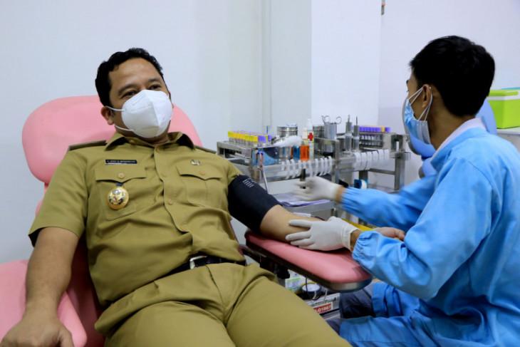 Wali Kota Tangerang ajak penyitas COVID-19 donor plasma darah