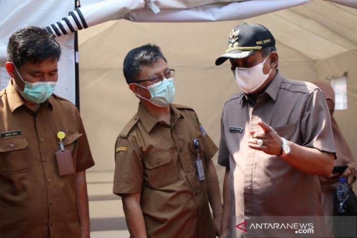 Vaksinasi di Kabupaten Serang hingga akhir Juli capai 115.628 orang