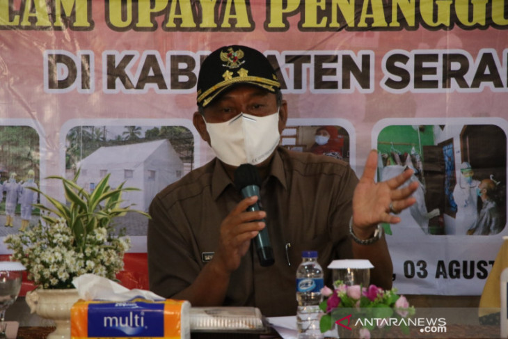 PPKM diperpanjang, Pilkades Kabupaten Serang kemungkinan mundur lagi