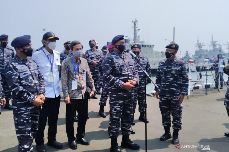 Kasal: TNI AL terus laksanakan serbuan vaksinasi masyarakat maritim