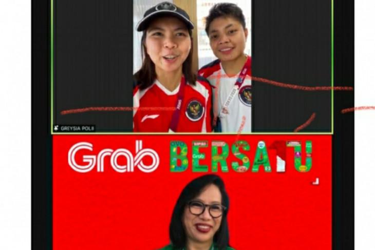 Apresiasi Grab Indonesia: Rp1 miliar untuk Greysia dan Apriyani