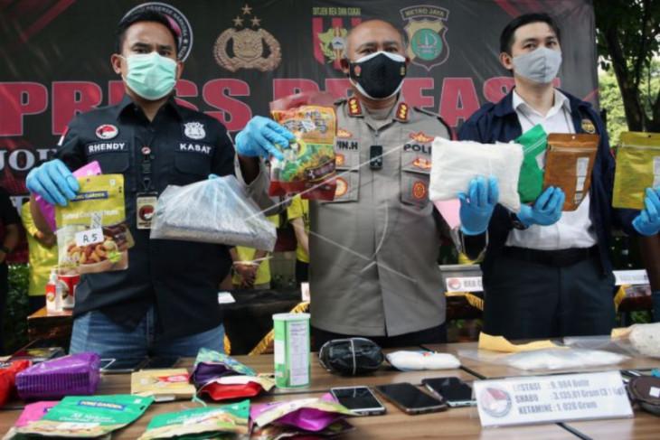 Penggagalan penyelundupan ekstasi dari Malaysia