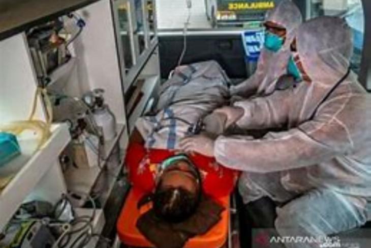 GTPP Denpasar : Ada 631 kasus  COVID-19 baru