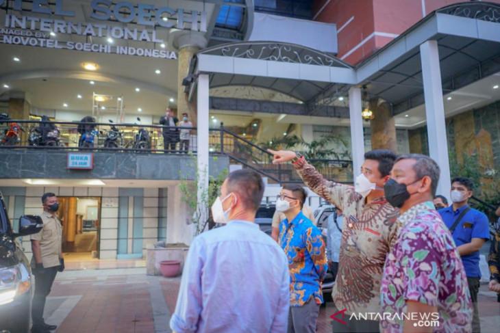 Pemkot Medan sediakan 247 kamar isolasi gratis di hotel bintang 4