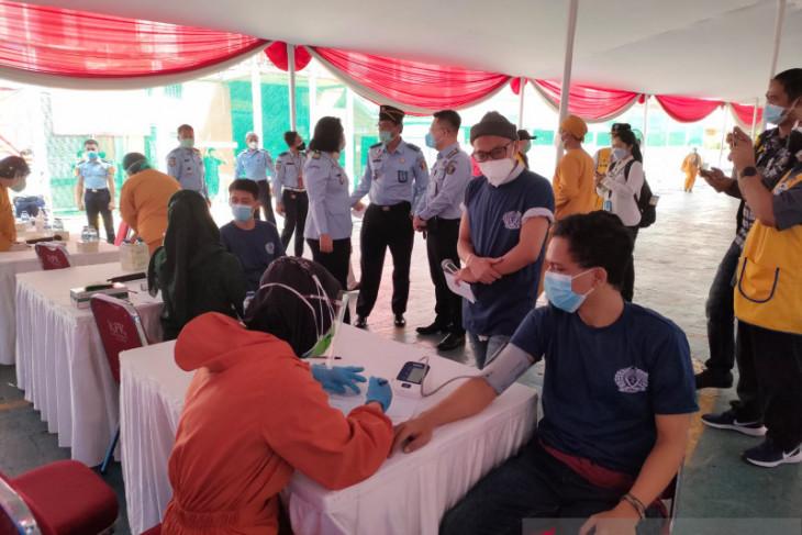 Ikhtiar menghadapi pandemi COVID-19  dari balik jeruji