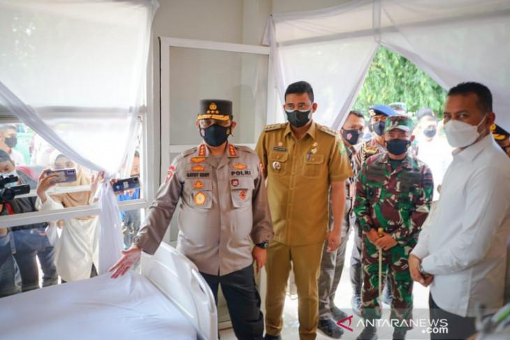 Pemkot Medan apresiasi  peguyuban warga ikut tekan COVID-19