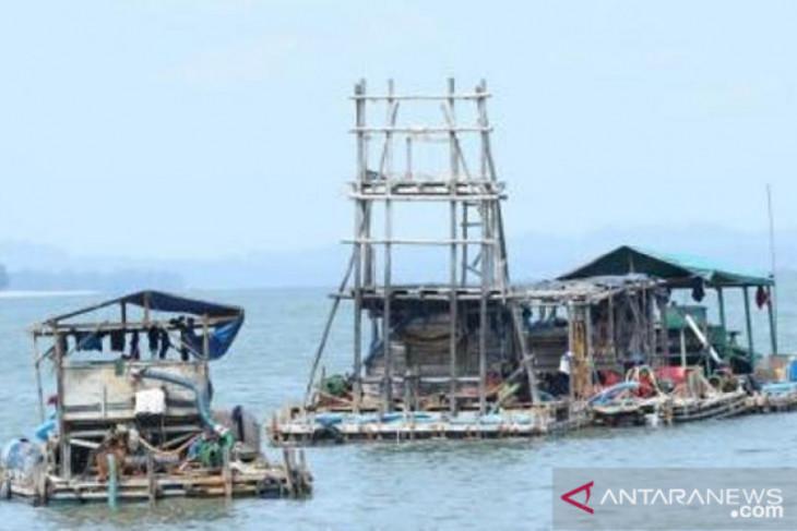 Babel segera tertibkan ratusan tambang timah ilegal di Teluk Kelabat