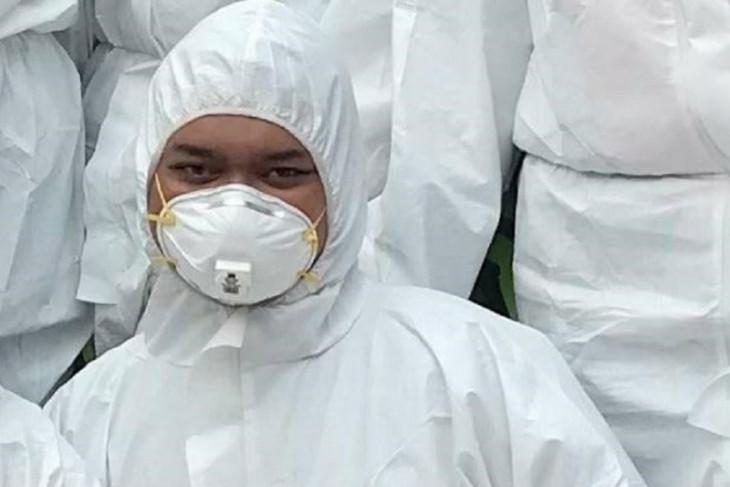 Terpapar COVID-19, seorang relawan tenaga kesehatan di Kediri meninggal dunia