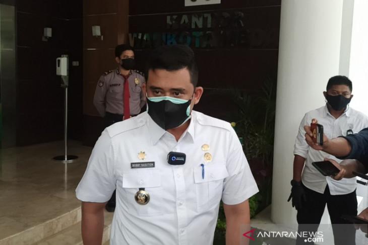 Wali Kota Medan minta warga tidak panik terlambat vaksin dosis kedua