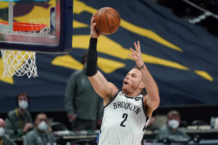 Blake Griffin perpanjang di Brooklyn Nets