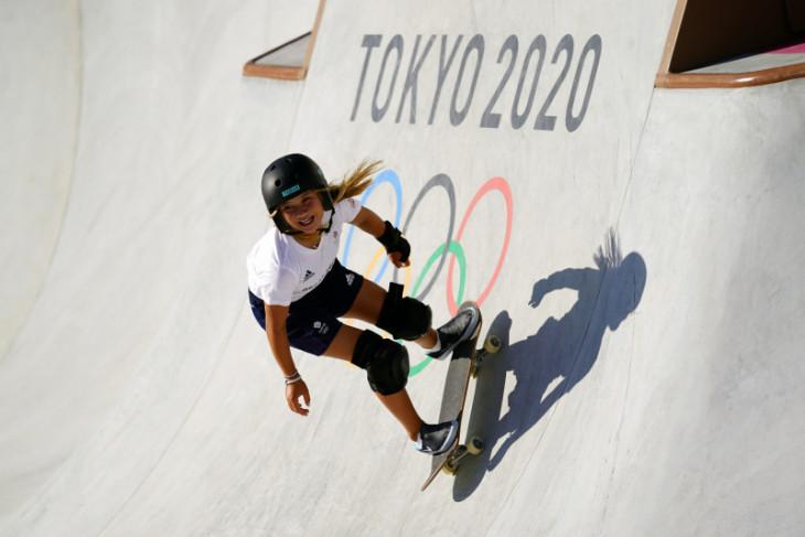 Hari ini Olimpiade Tokyo rebutkan 17 medali emas