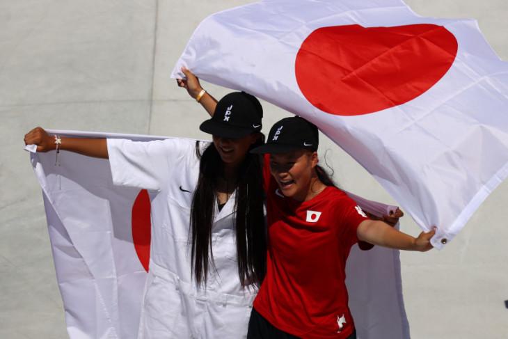 Kokona Hiraki gagal jadi peraih emas Olimpiade termuda sepanjang masa