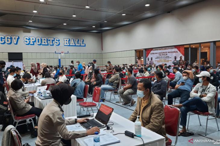 358.316 warga Tangerang sudah dapat suntikan vaksin COVID-19