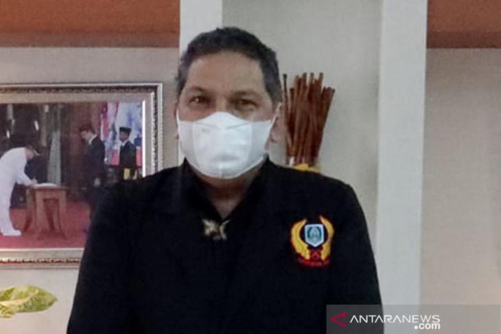 Haji Sadyi Masun jabat pelaksana tugas Ketua KONI HSS