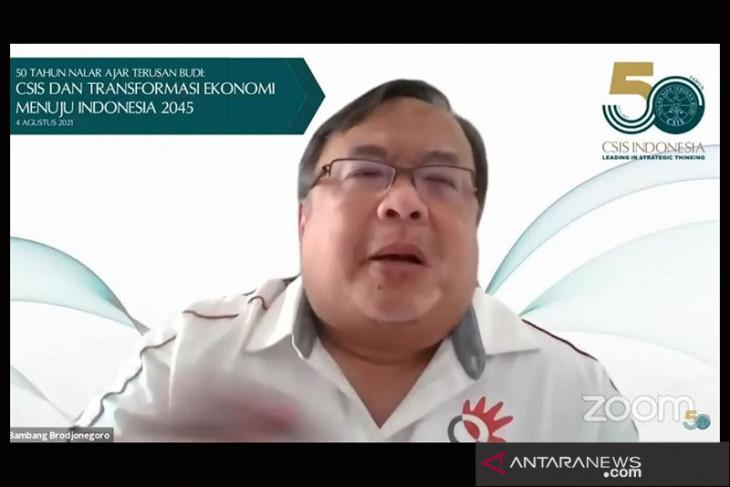 Bambang Brodjonegoro: Ekonomi Indonesia harus berdasar pada inovasi