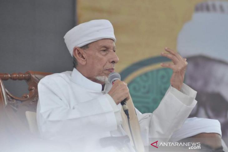 Ketua Utama Alkhairaat almarhum Habib Saggaf tokoh pemersatu umat
