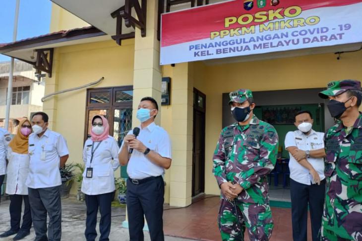 Edi Kamtono instruksikan pembentukan posko terpadu di kelurahan