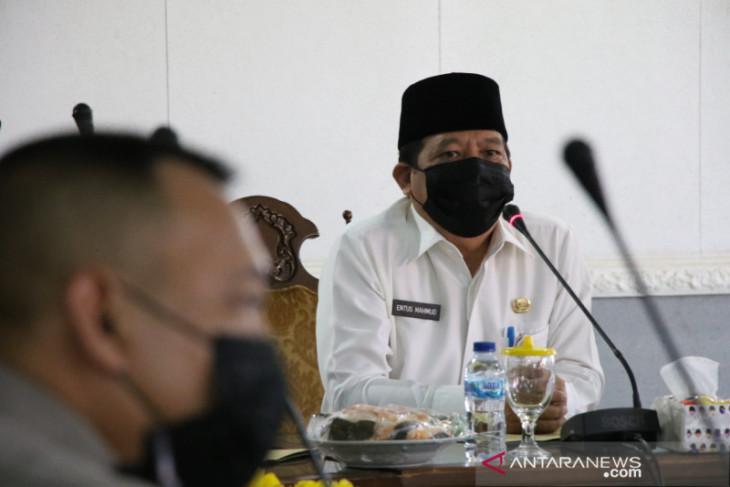 Pilkades Kabupaten Serang ditunda hingga batas waktu yang belum ditentukan