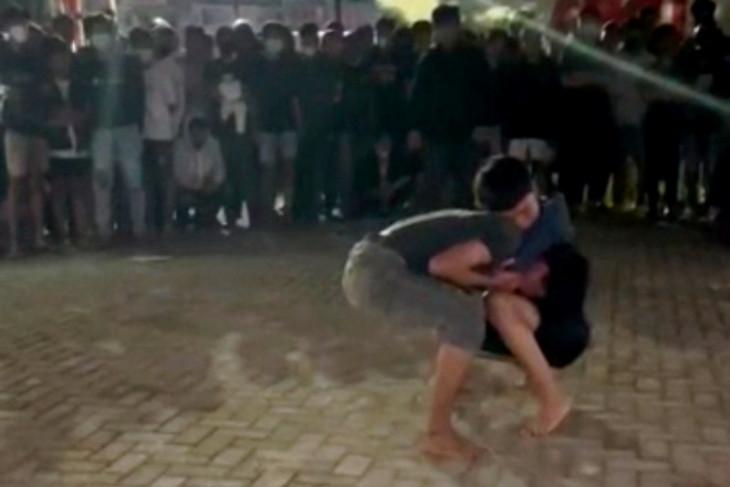 Viral aksi tarung bebas ilegal, kini dalam penyelidikan polisi