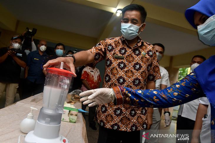 FOTO - Pengungkapan Kasus Narkoba BNNP Maluku Semester I-2021
