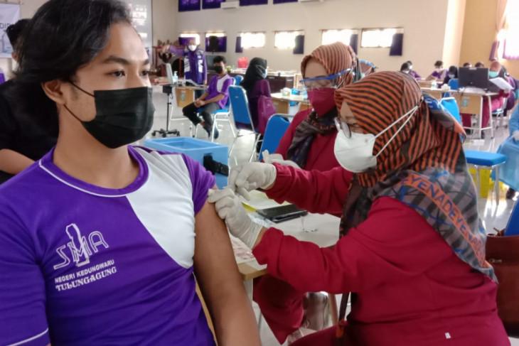 Satgas COVID-19 Tulungagung mulai vaksinasi anak di bawah 17 tahun
