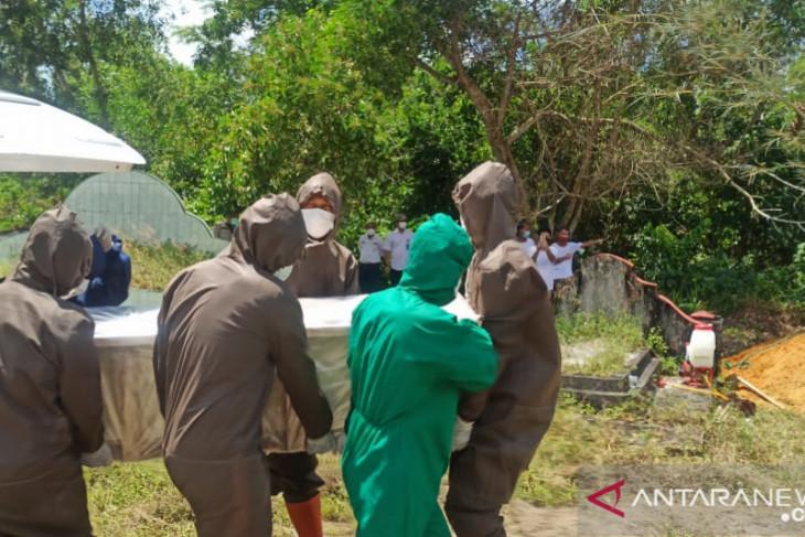 Pasien COVID-19 meninggal di Bangka mencapai 193 orang