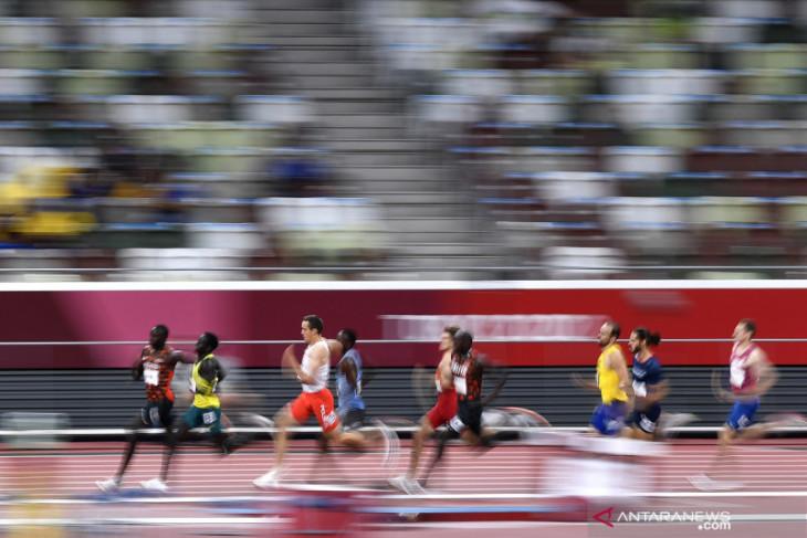 Sprinter Inggris Raya peraih perak Olimpiade Tokyo  positif doping