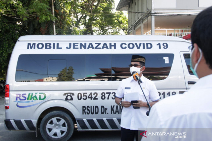 Dokter ahli anestesi gugur karena COVID-19